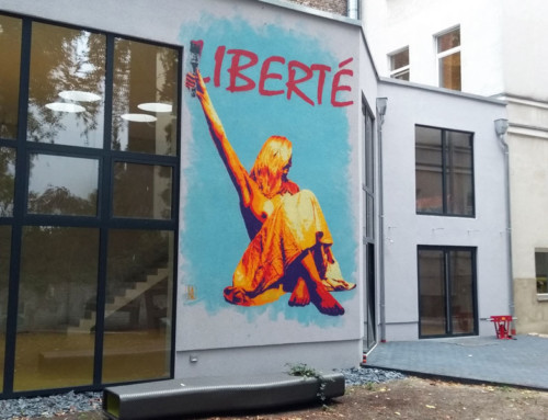 Liberte Reloaded – Wall