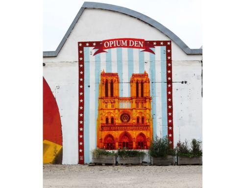 Opium Den – Notre Dame – Wall