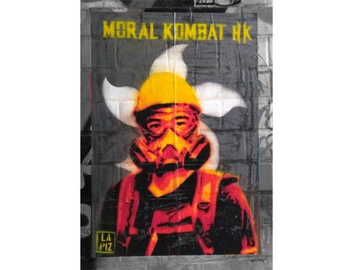 Moral Kombat – Poster